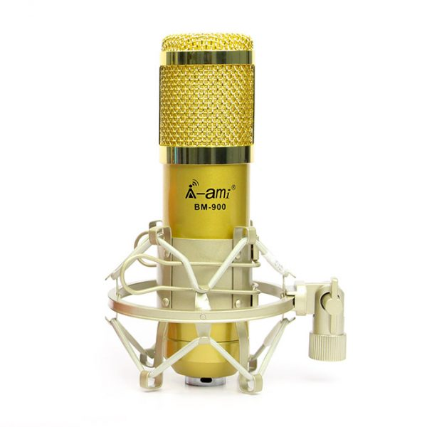 mic thu âm ami bm900 1