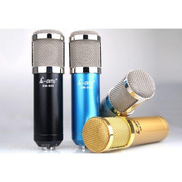 mic thu âm ami bm900 2