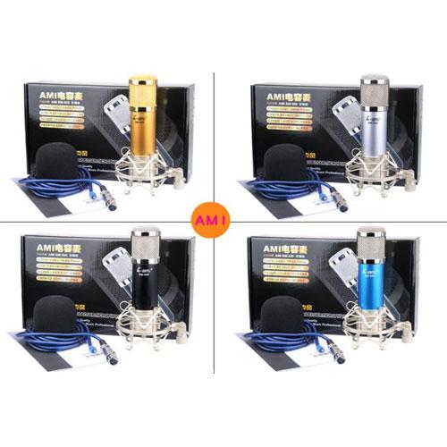 mic thu âm ami bm900 5