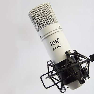 mic thu âm isk at100 2