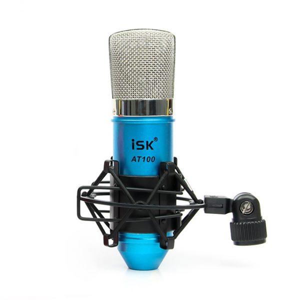 mic thu âm isk at100 3