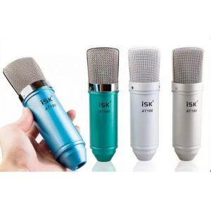 mic thu âm isk at100 4