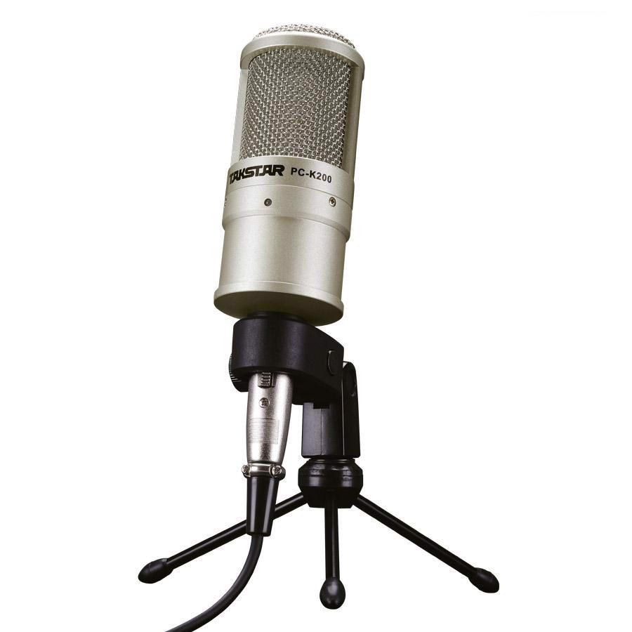 mic thu âm pc k200 4