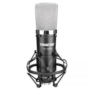 mic thu âm pc k600 1