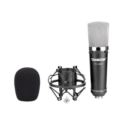 mic thu âm pc k600 3