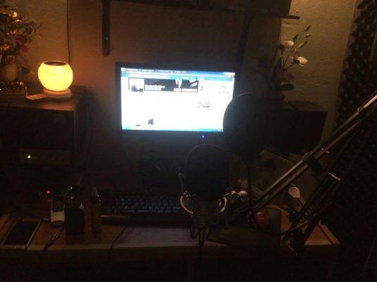 mic thu âm 15