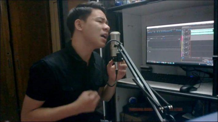 mic thu âm 16