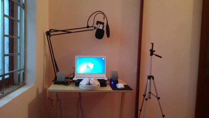 mic thu âm tại nhà 17