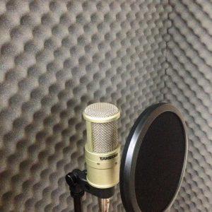 mic thu âm k200 19