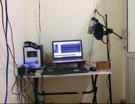 mic thu âm 22