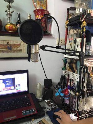 mic thu âm 23