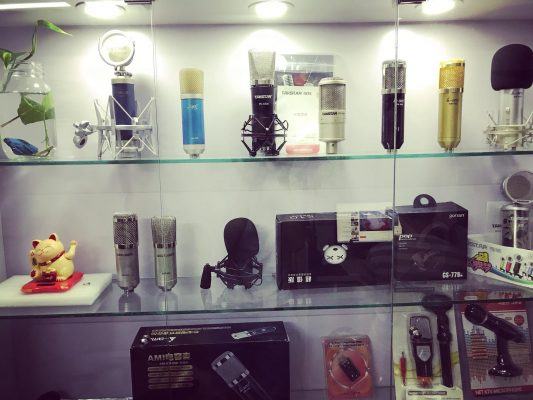 mic thu âm 9xaudio