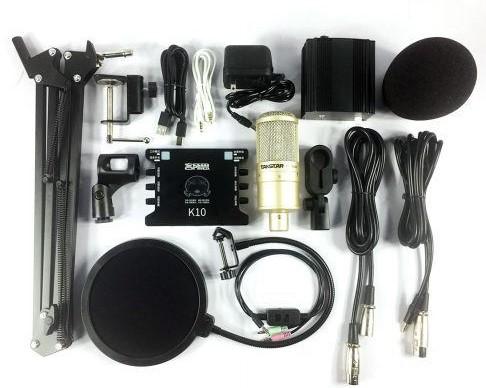 mic thu âm giá rẻ