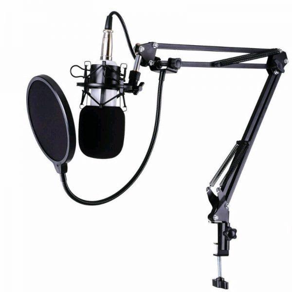chân kẹp bàn mic thu âm 3