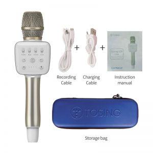 mic karaoke bluetooth tosing v2r 4