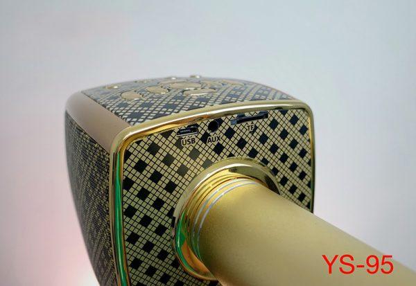 mic karaoke bluetooth ys 95 3