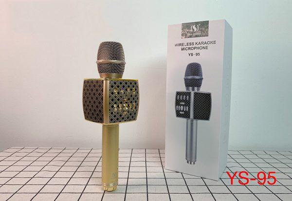mic karaoke bluetooth ys 95 5