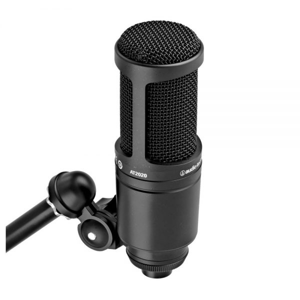 mic thu âm audio technica at2020 2