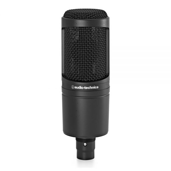 mic thu âm audio technica at2020 4
