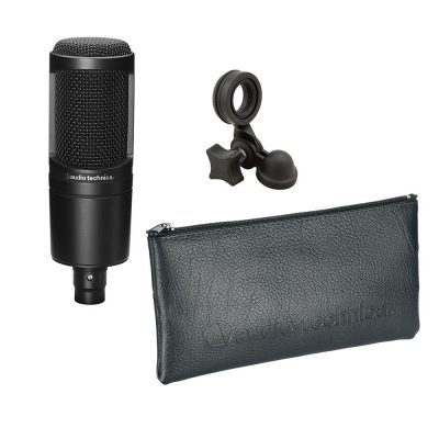 mic thu âm audio technica at2020 3