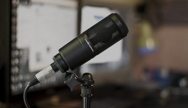 mic thu âm audio technica at2020 1