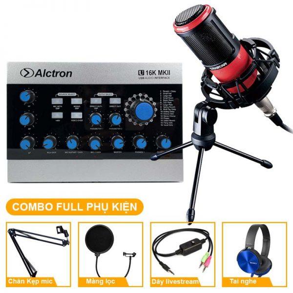 mic thu am pc k320 u16 mk2 92