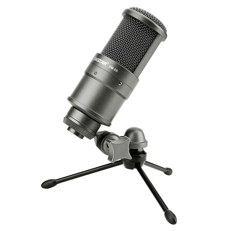 mic thu âm sm 8b 1
