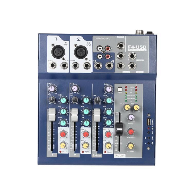 mixer kaika f4 4