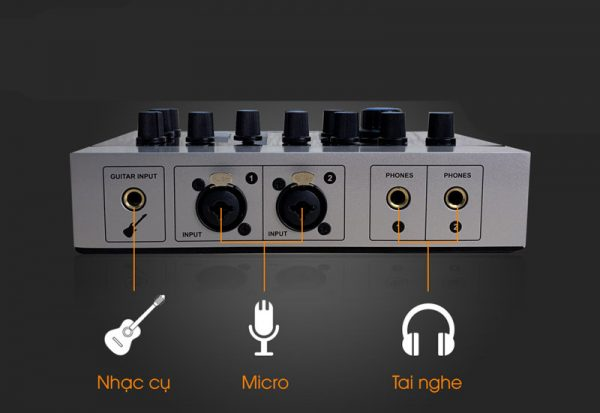sound card âm thanh 66