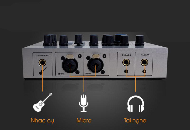 sound card âm thanh 34