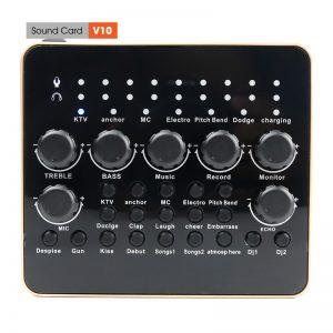 sound card âm thanh v10 4