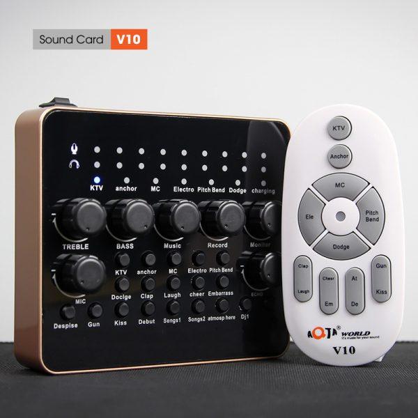 sound card âm thanh v10 5