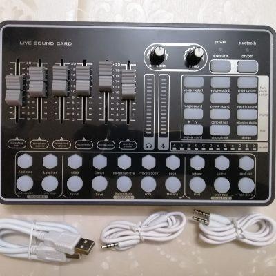 sound card âm thanh h9 1