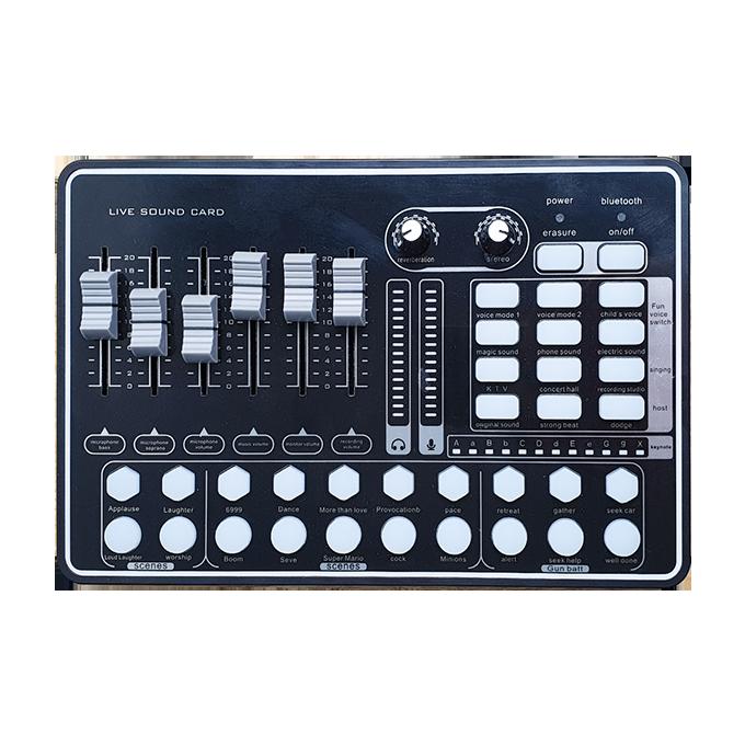 sound card âm thanh h9