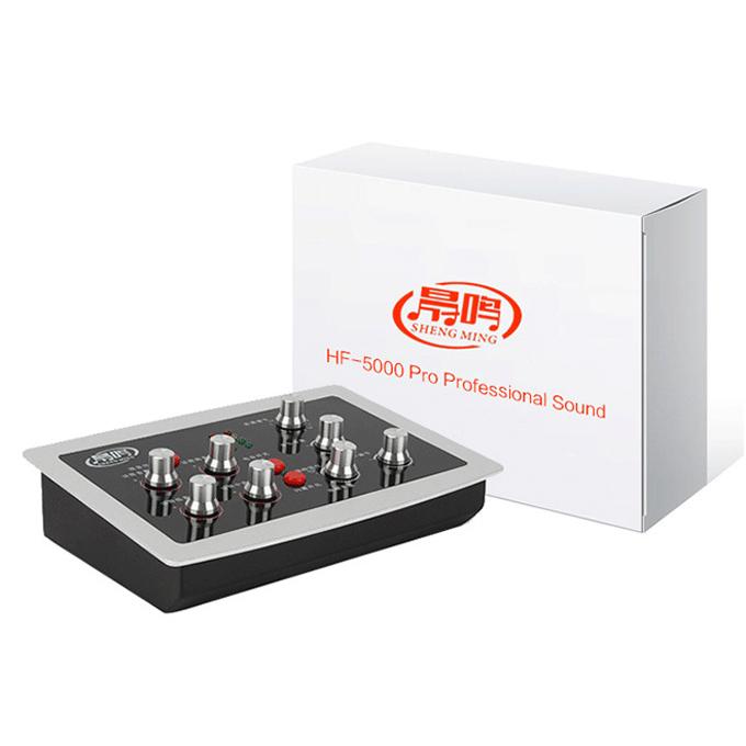 sound card hf 5000 pro 3