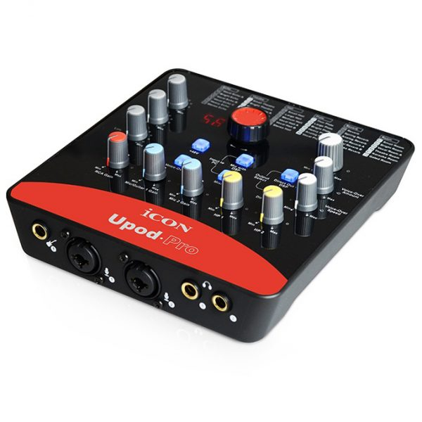 sound card âm thanh icon upod pro 99