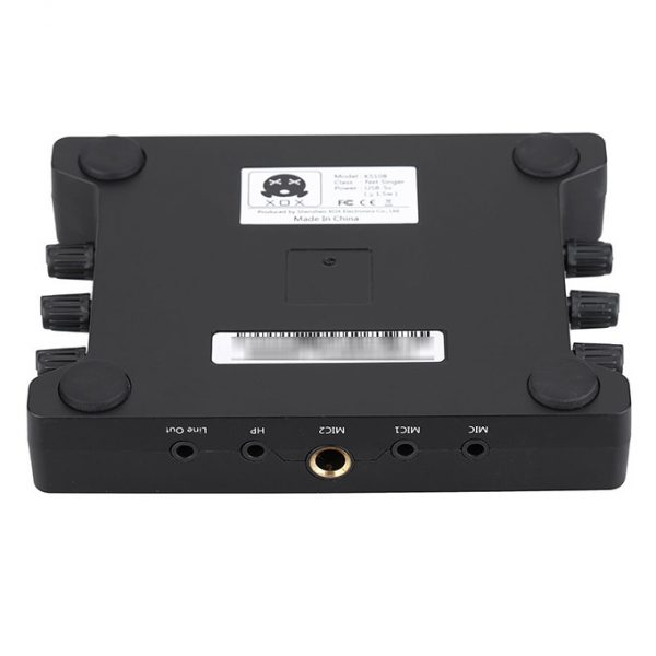 sound card âm thanh K10S 3