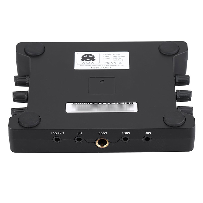 sound card âm thanh K10S 142