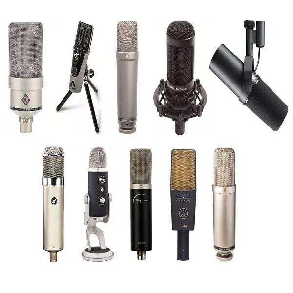 mic thu âm 45