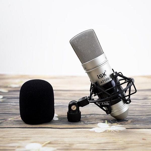 mic thu âm tốt 45