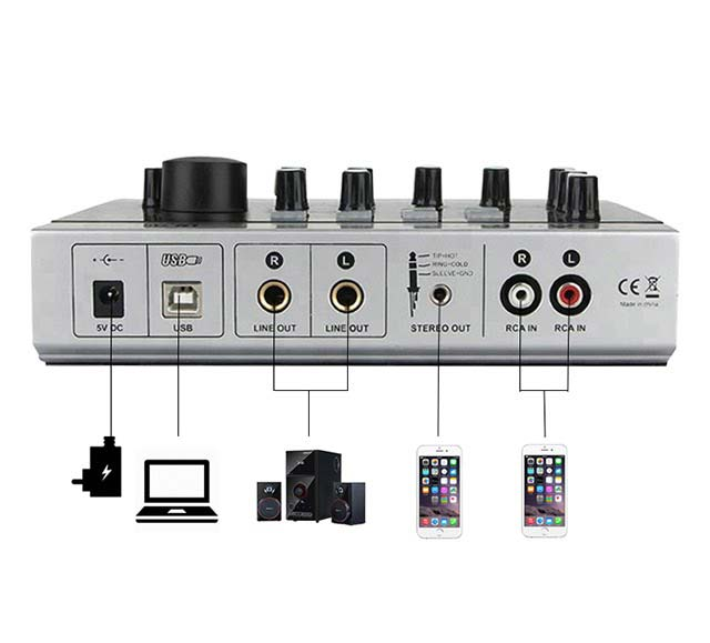 sound card u16k mk3 0905 2