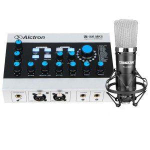 mic thu âm pc k600 u16k mk2