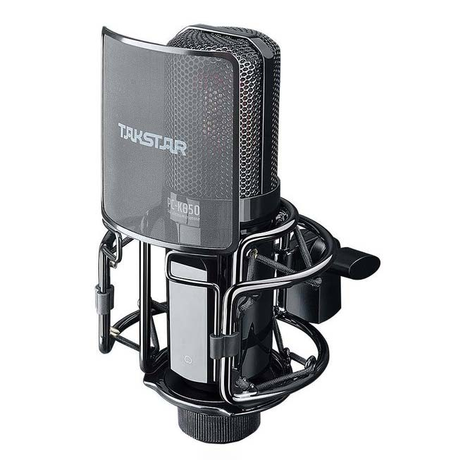 mic thu âm takstar pc k850 - 11