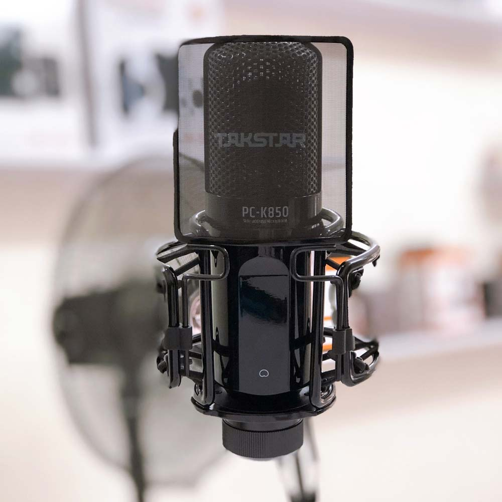 mic thu âm takstar pc k850 - 2