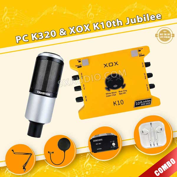 mic-thu-am-pc-k320-xox-k10th